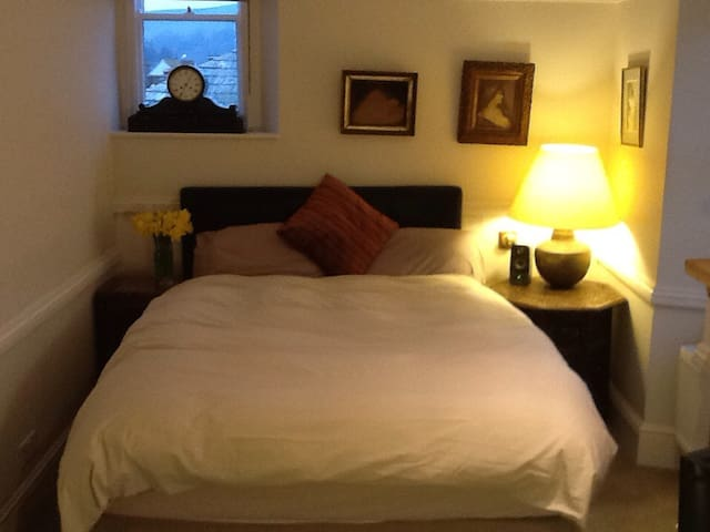lovely en suite bedroom in listed building - Dartmouth - Flat
