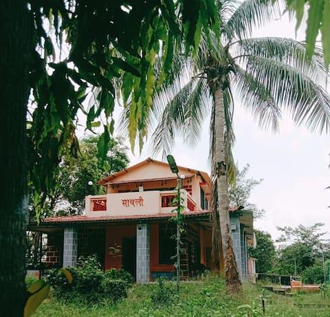 Weekend villa @ Nature'ss Lap (Malshej Ghat)