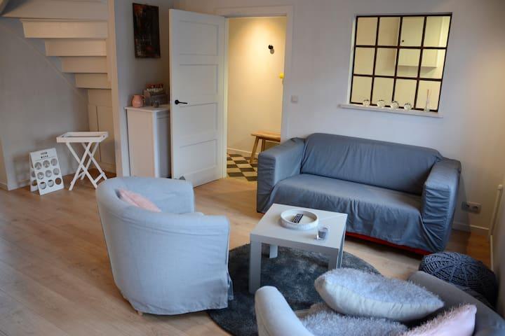 Vakantiehuis Kaai 21 Aardenburg - Aardenburg - Maison de ville