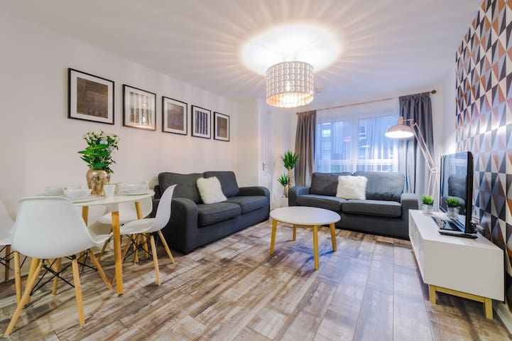 SleepWell Apartments - Glasgow - Apartemen
