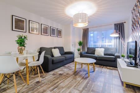 SleepWell Apartments - Glasgow - Apartment