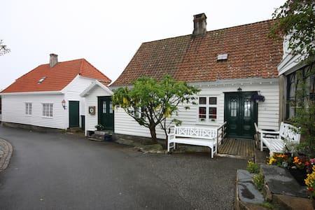 Apartment Old Town Skudeneshavn - Karmøy