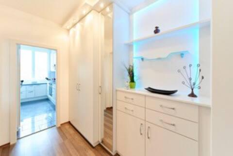 Exklusives Apartment Nähe Wien in Grünruhelage