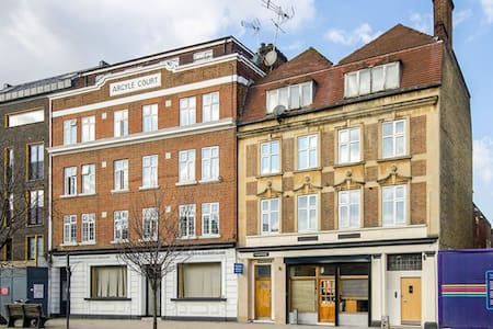 Private Studio Apartment in London