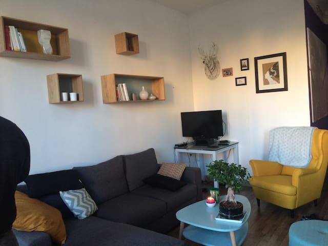 Appartement Blancarde ensoleillé - Marseille - Wohnung
