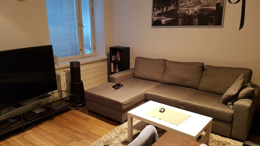 Cozy studio flat in Kallio!