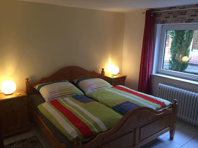 Gemütliche 1-Zimmer-Wohnung - Weiler - อพาร์ทเมนท์