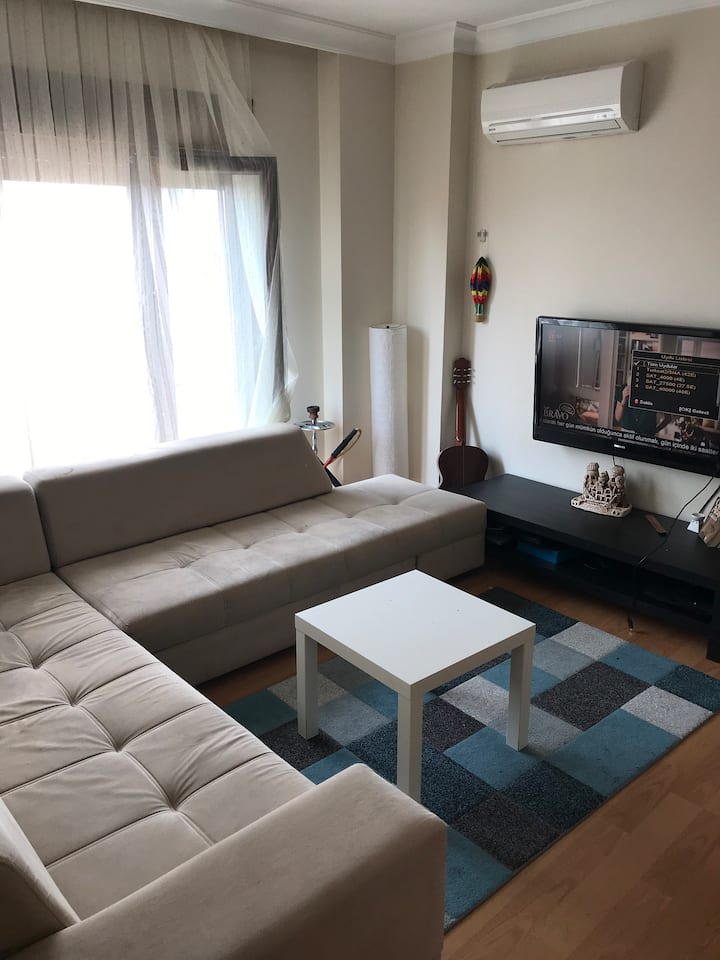 İstanbulda Residence daire