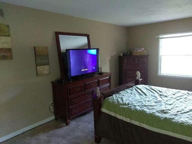 Condo: 1 Bedroom w/queen bed, 1 private Bathroom