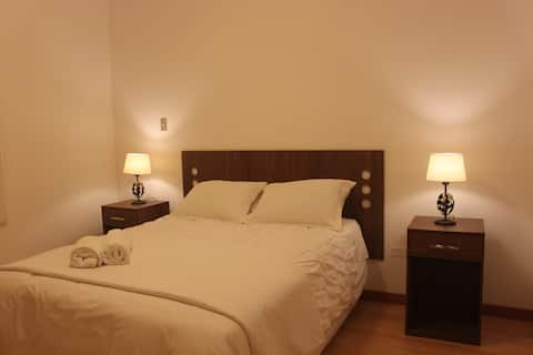 Bright Paracas Apartment for a couple & 2 friends