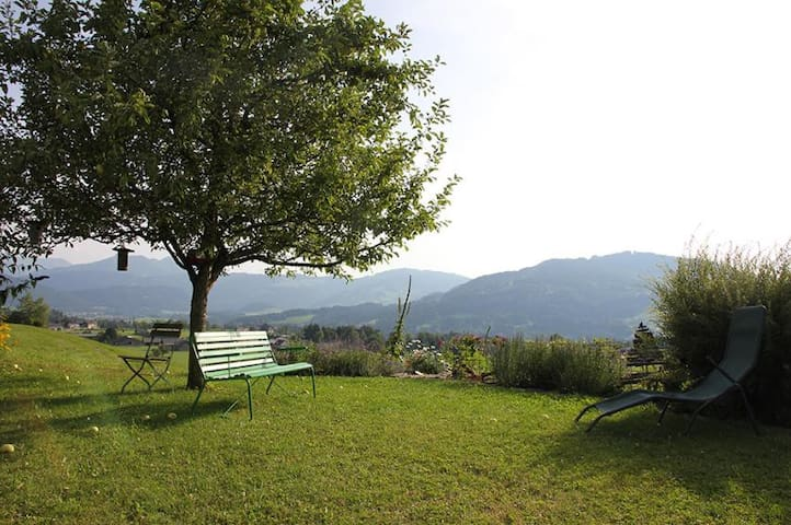 "House with Panoramic View - Double Room ""Bochern"""