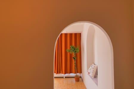 西西de民宿 勒泰北国万象城商圈 清新原木风 超级温馨小家 一室一厅,一厨一卫 家具购于宜家