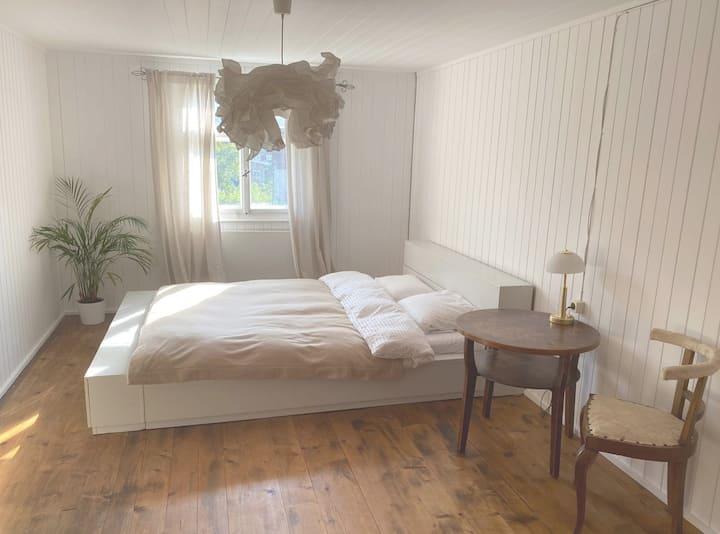 Gemütliches Zimmer im Bregenzerwald