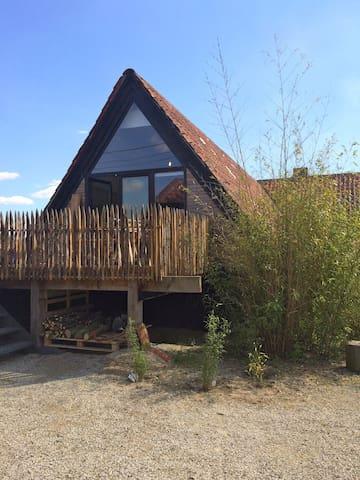 Dépaysement total en pleine nature - Tournai - Wohnung