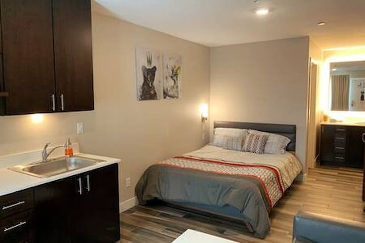 Modern private Studio apart-hotel in Old Town