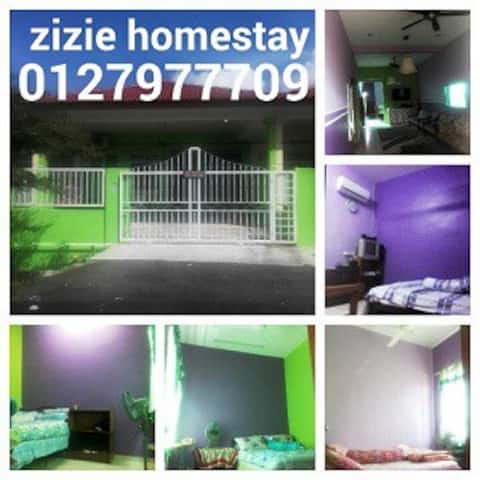 Homestay SEGAMAT (zizi homestay)