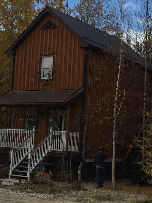 Modern 2 Bdr Home Downtown Dawson Houses For Rent In