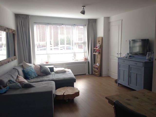 Woning met tuin, dichtbij centrum - Haarlem - Appartement