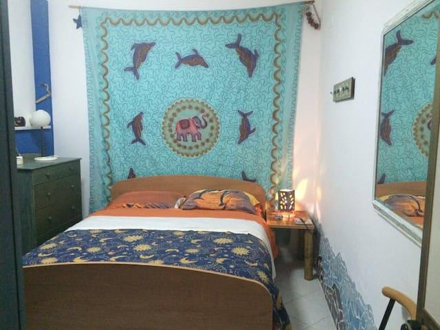 Comoda casa familiare fronte mare - Marina di Ascea - Apartemen