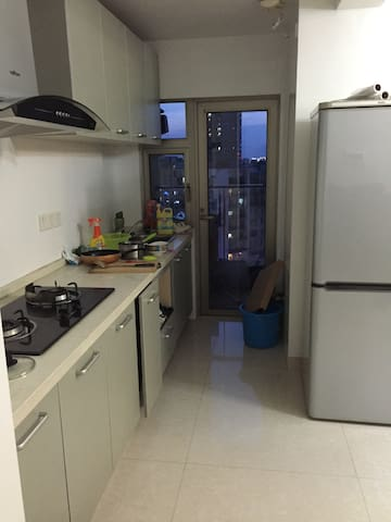 Cozy 2BD apartment @city's heart - Dongguan
