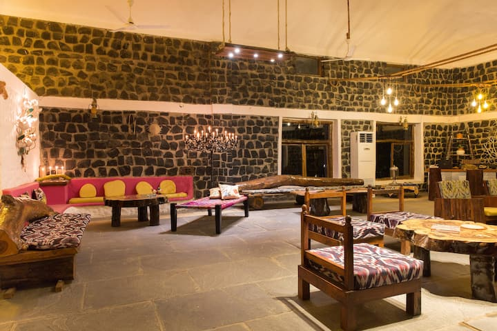 Rosa Bandhavgarh Meadows (Entire Lodge)