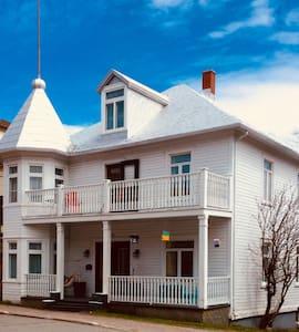 Maison de la Promenade des Capitaines à Matane