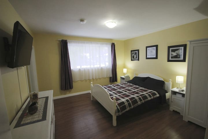 Comfy and Centrally Located 1