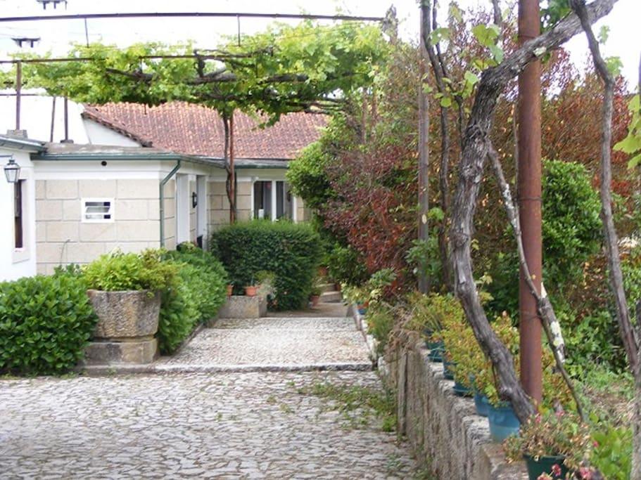 Exterior Casa Principal