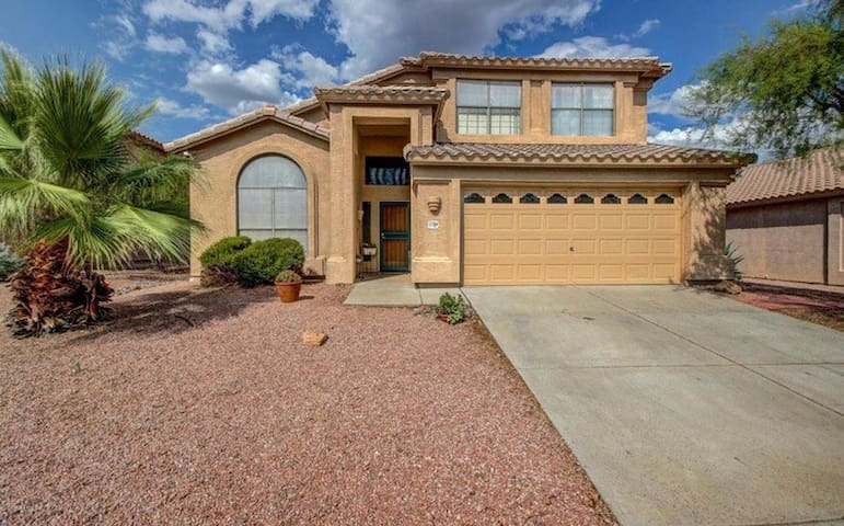 4 bedroom, 3 bath home in beautiful Fountain Hills