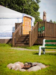 Yourte Mongole - Mansonville - Yurt