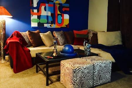 Cozy apartment, Downtown; GREAT LOCATION!!!! - Atlanta - Byt