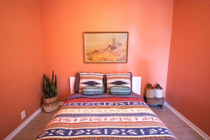 The Santa Fe Room