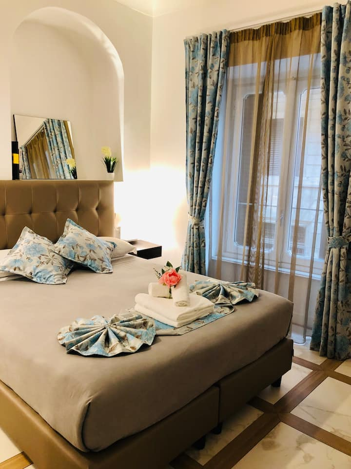 Kambal Luxury Suites Il Bed and Breakfast a Roma