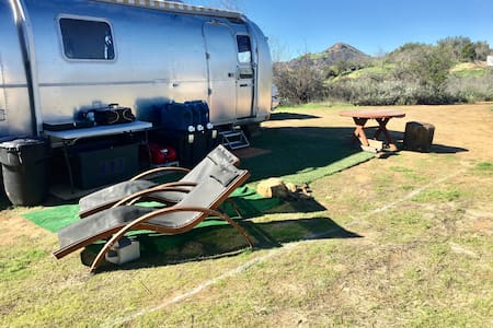 Majestic Malibu Airstream - Malibu - Camper/RV