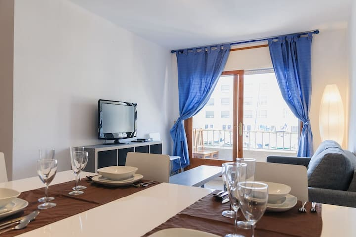 Appartement front de mer - Wifi - Эмпуриабрава - Квартира