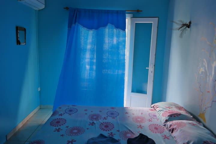 Chambre d'Hôte Marigot_OCEAN - Marigot - Haus