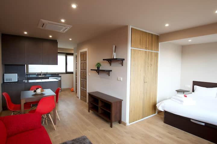 Apartamento el Claustre, Apartamento