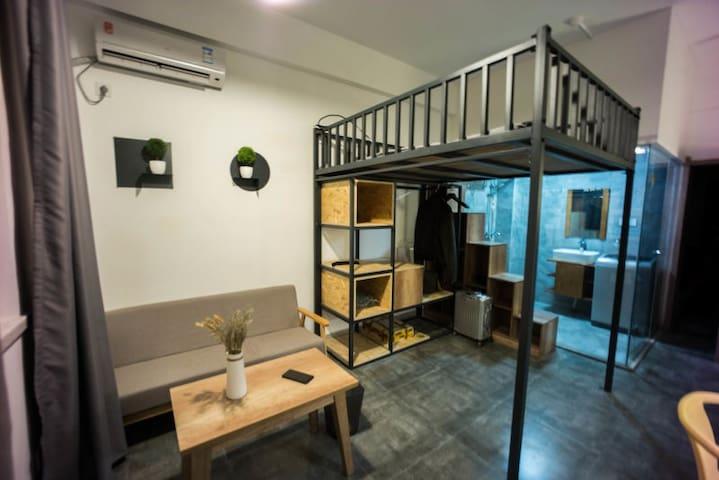 郑州二七万达精致装修单人公寓 - Zhengzhou - Apartment