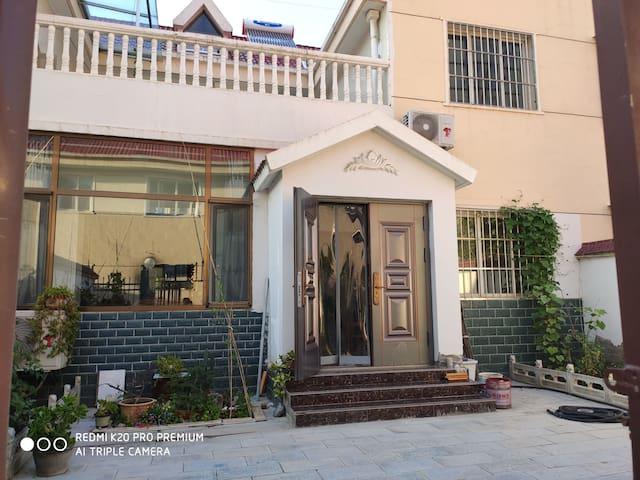 新城区阳光别墅民宿
