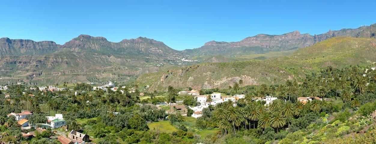 Casa Carmensa Parrel Grande Santa Lucia - Santa Lucía de Tirajana - Casa