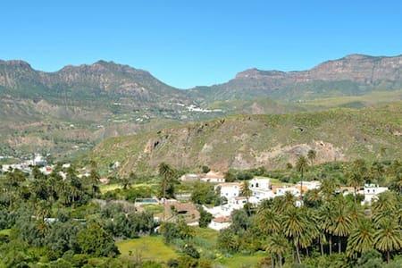 Casa Carmensa Parrel Grande Santa Lucia - Santa Lucía de Tirajana - Hus