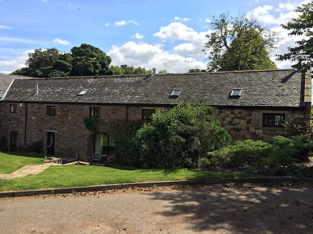 Bushyfield Cottage - Nr Wooler - Milfield - Maison