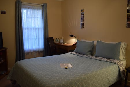 CLEAN private bed&bathroom 5 min from I95 - Manning