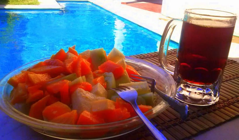 Comfortable and peaceful place to relax - Colima - Apartament