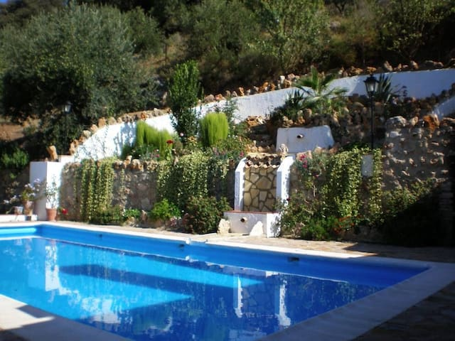 Holiday Home, centro de Andalucia - Carcabuey - House