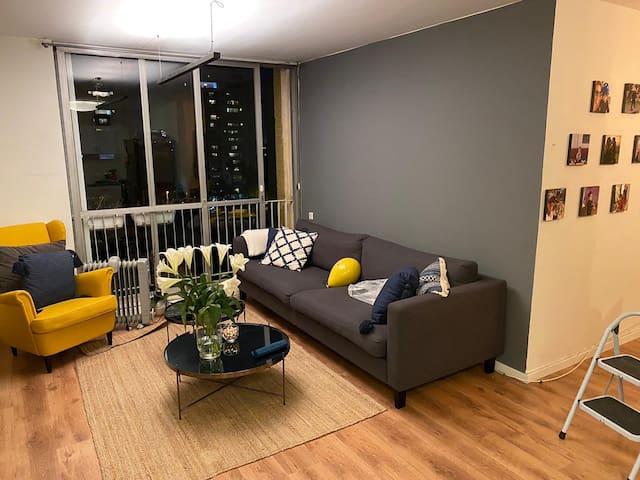 Dushki and Booli's cozy home
