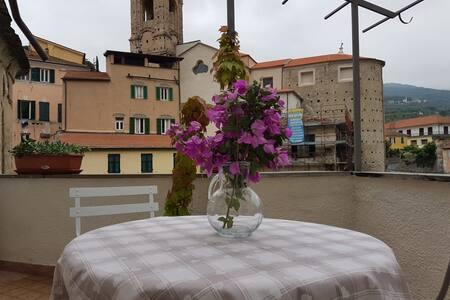 Casa Stefano a Dolcedo