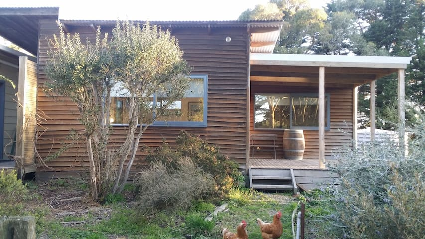 St. Ives Cottage, in beautiful Gippsland - Bena - Leilighet