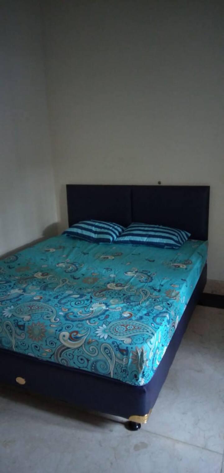 Kamar cozy di Kemanggisan, dekat Binus University