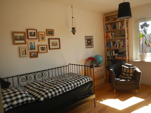 Schöne Wohnung im Nauwieser Viertel - Saarbrücken - Apartment